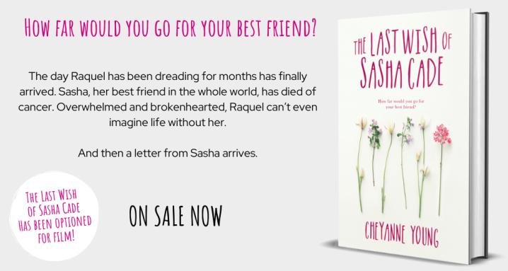 The Last Wish of SashaCade